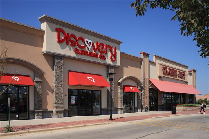 Discovery Clothing Company | Algonquin Commons