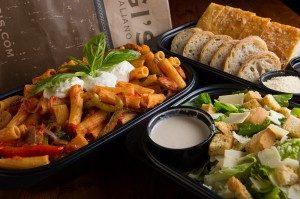 Biaggis Restorante Italiano Food