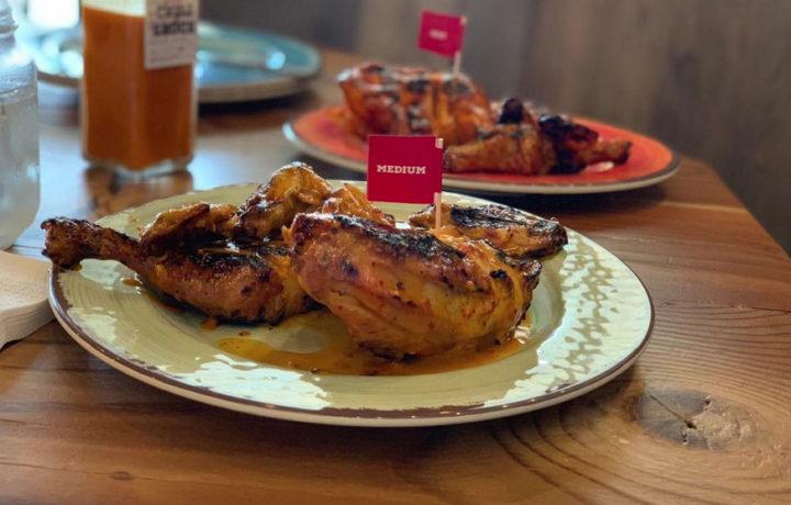 Porto's chicken