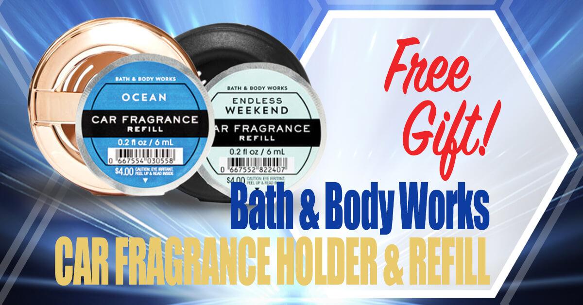 AC Free Car Fragrance