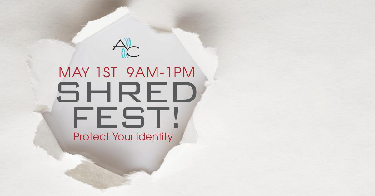 AC Shred Fest Logo